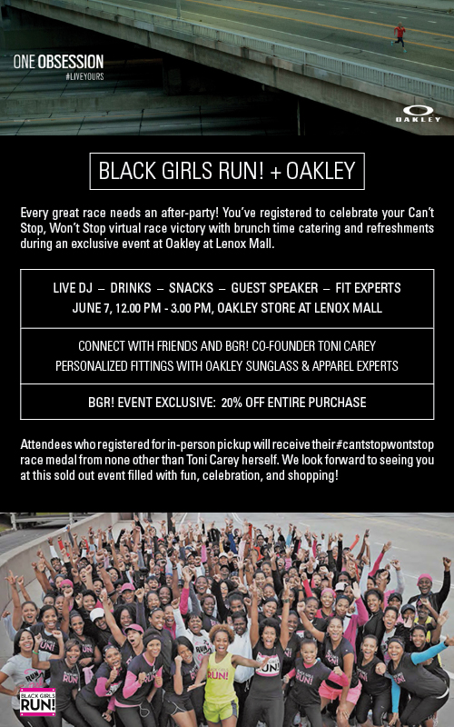 Black Girls Run - Invite REVISION1
