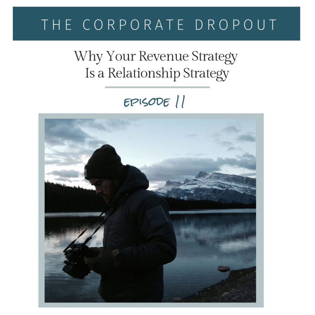 Ironclad, Jeremy Carey, The Corporate Dropout Podcast