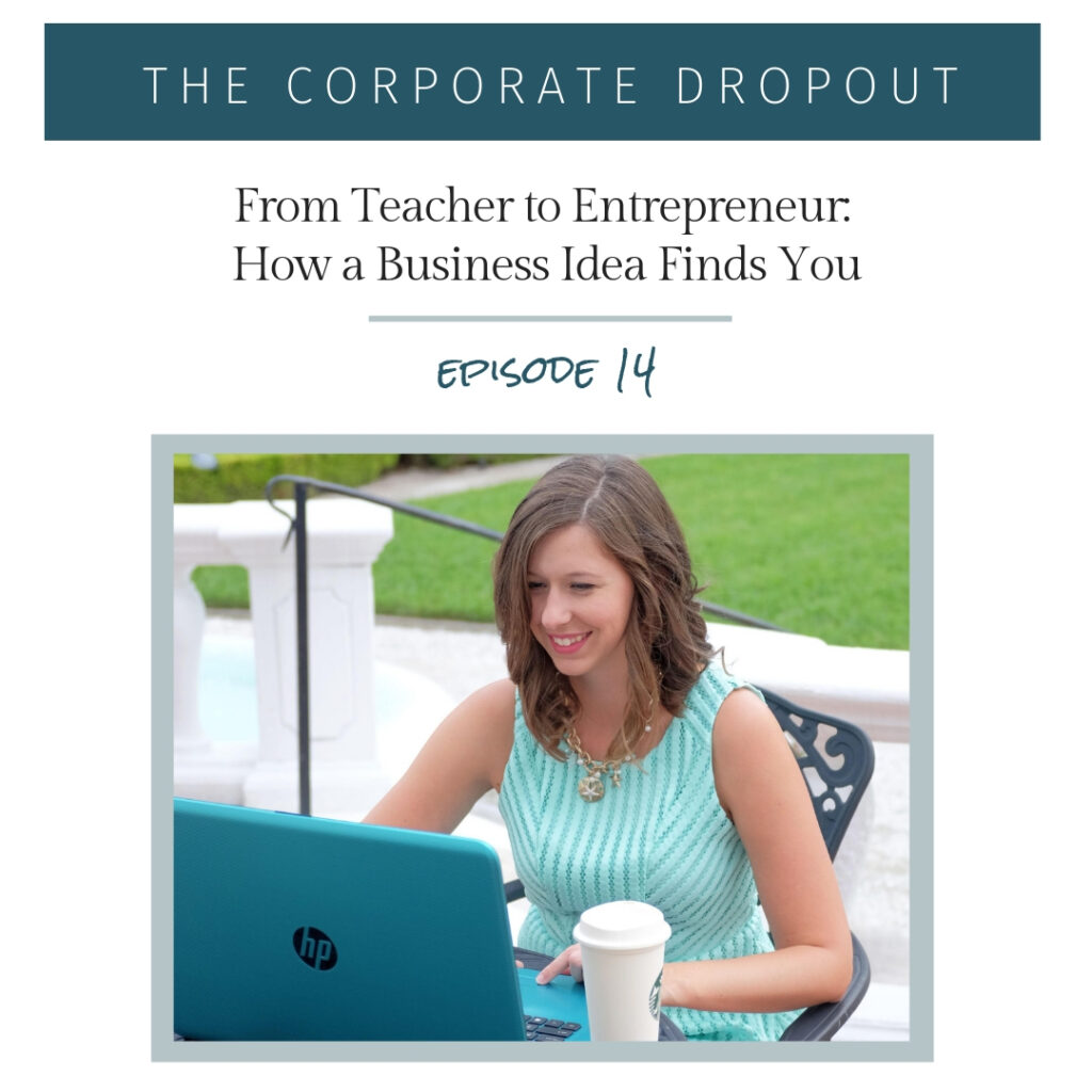 The Corporate Dropout, Jena Proctor