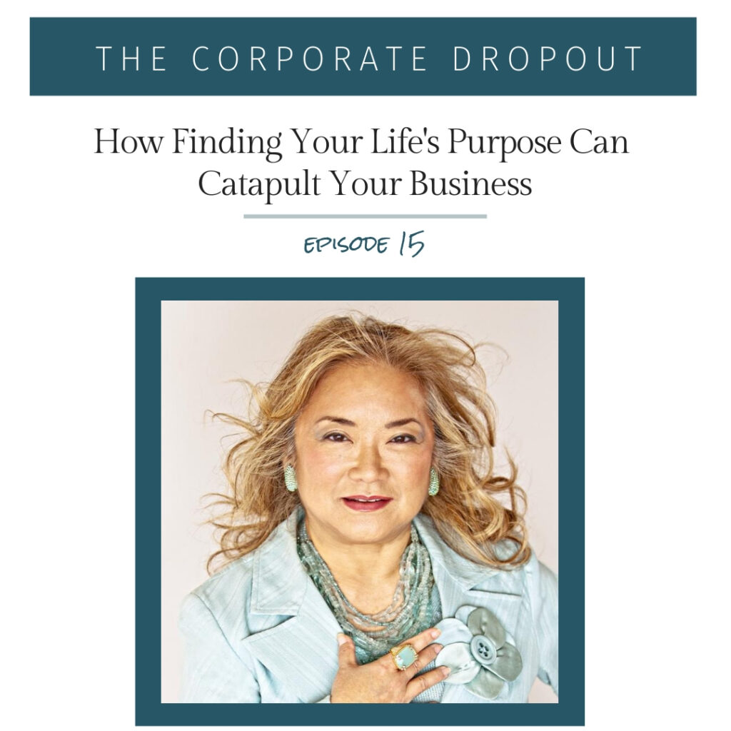 the corporate dropout podcast, patrice tanaka