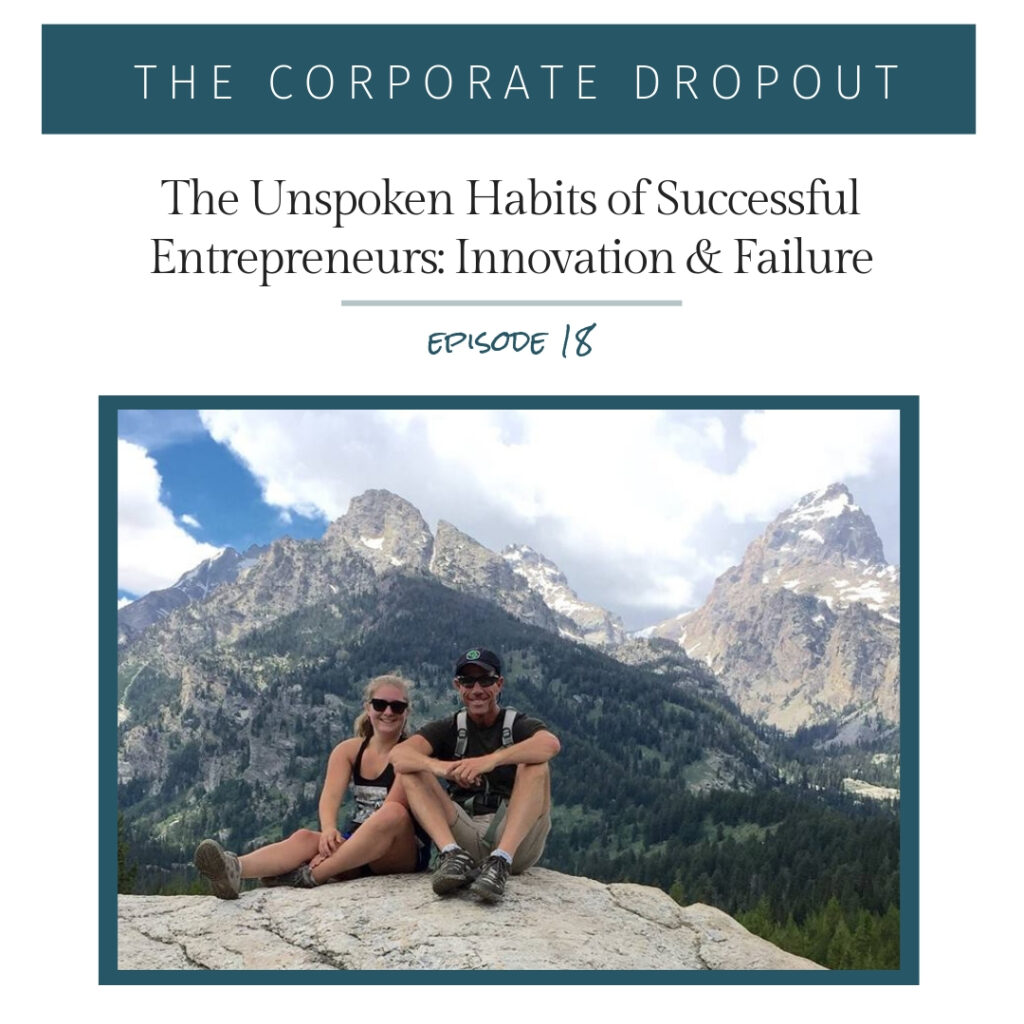The Corporate Dropout Episode 18 with John Stein
