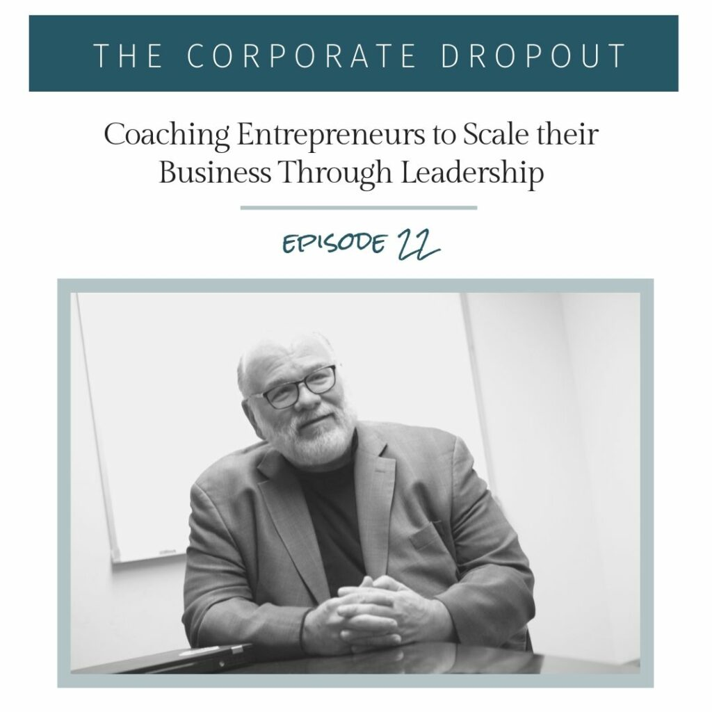 ken jacobs the corporate dropout podcast